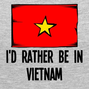 I'd Rather Be In Vietnam - Women's Premium Long Sleeve T-Shirt