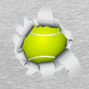 Tennis Ball Hole - Women's Premium Long Sleeve T-Shirt