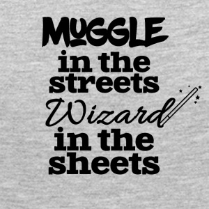 Muggle in the streets - Women's Premium Long Sleeve T-Shirt