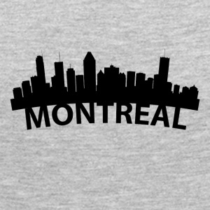 Arc Skyline Of Montreal Quebec Canada - Women's Premium Long Sleeve T-Shirt