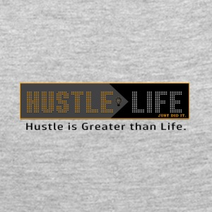 Hustle_Life - Women's Premium Long Sleeve T-Shirt