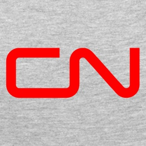 canadian national cn railway logo - Women's Premium Long Sleeve T-Shirt