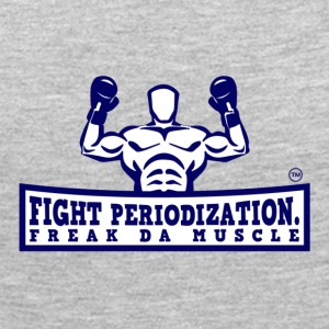 FIGHT PERIODIZATION FREAK DA MUSCLE - Women's Premium Long Sleeve T-Shirt