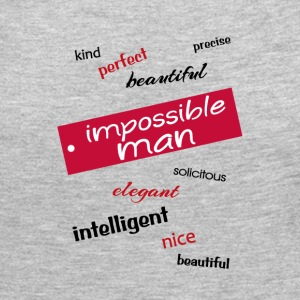 impossible man - Women's Premium Long Sleeve T-Shirt
