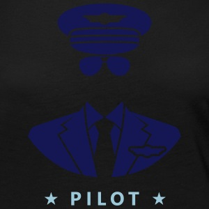 Pilot - Women's Premium Long Sleeve T-Shirt