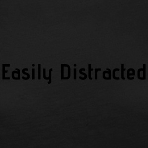 Easily Distracted - Women's Premium Long Sleeve T-Shirt