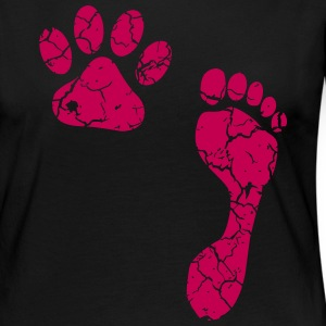 paw - Women's Premium Long Sleeve T-Shirt
