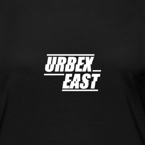 Urbex East Logo - Women's Premium Long Sleeve T-Shirt