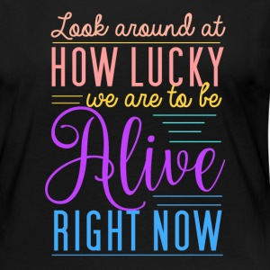 Alive right now - Women's Premium Long Sleeve T-Shirt