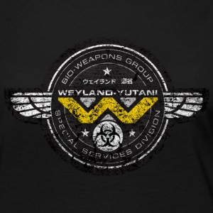 Weyland Yutani Bio Weapons Group - Women's Premium Long Sleeve T-Shirt