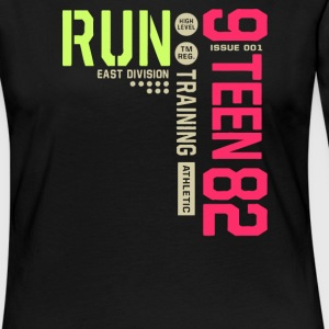 Run east division - Women's Premium Long Sleeve T-Shirt