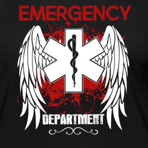 Emergency Department Shirt - Women's Premium Long Sleeve T-Shirt