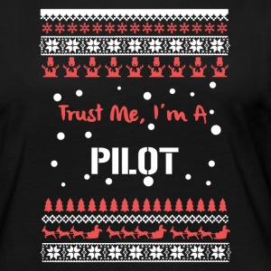 Pilot Christmas Shirts - Women's Premium Long Sleeve T-Shirt