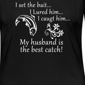 I Set The Bait - Women's Premium Long Sleeve T-Shirt