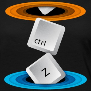 Ctrl Z the Time Travel T Shirt T Shirt - Women's Premium Long Sleeve T-Shirt