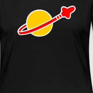 Vintage Lego Space - Women's Premium Long Sleeve T-Shirt