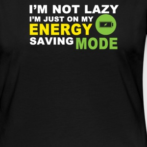 energy saving mode - Women's Premium Long Sleeve T-Shirt