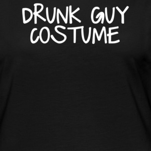 Drunk Guy Costume - Women's Premium Long Sleeve T-Shirt