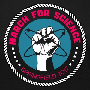 Science March Springfield 2017 - Women's Premium Long Sleeve T-Shirt