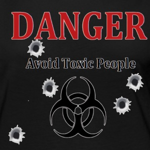 Avoid toxic people - Women's Premium Long Sleeve T-Shirt