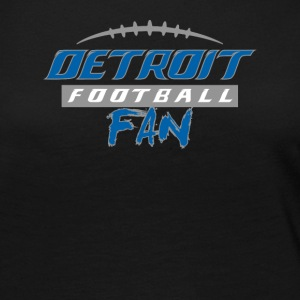 Detroit Football Fan - Women's Premium Long Sleeve T-Shirt