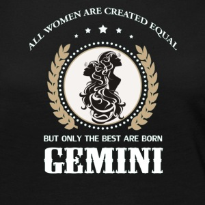 Gemini T Shirt - Women's Premium Long Sleeve T-Shirt
