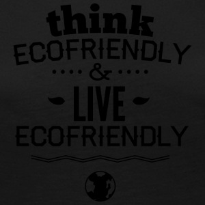 THINK_ECOFRIENDLY - Women's Premium Long Sleeve T-Shirt