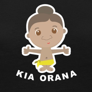 I'i - Kia orana - Women's Premium Long Sleeve T-Shirt