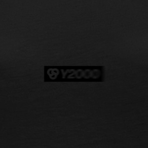 Y2000 BLUR LOGO - Women's Premium Long Sleeve T-Shirt