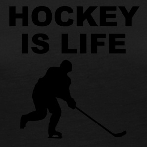 Hockey Is Life - Women's Premium Long Sleeve T-Shirt