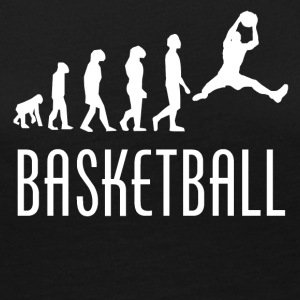 Basketball Evolution - Women's Premium Long Sleeve T-Shirt