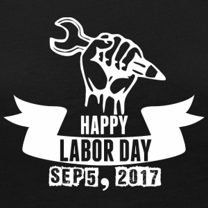 Happy Labor Day Sep 5 2017 - Women's Premium Long Sleeve T-Shirt