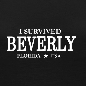 I Survived Beverly - Women's Premium Long Sleeve T-Shirt