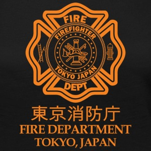 TOKYO FIRE DEPARTMENT - Women's Premium Long Sleeve T-Shirt