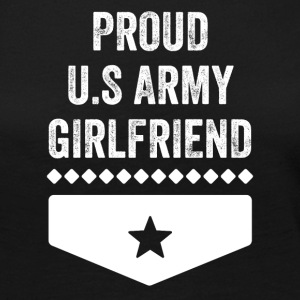 Proud us army girlfriend - Women's Premium Long Sleeve T-Shirt