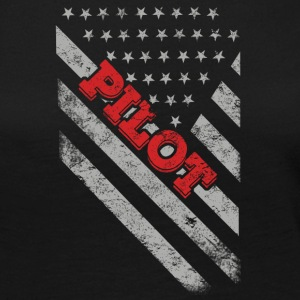 Pilot Flag - Women's Premium Long Sleeve T-Shirt