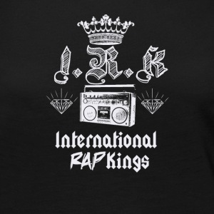 IRK International Rap Kings - Women's Premium Long Sleeve T-Shirt