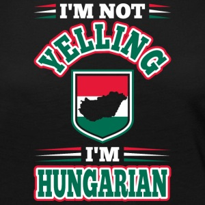 Im Not Yelling Im Hungarian - Women's Premium Long Sleeve T-Shirt