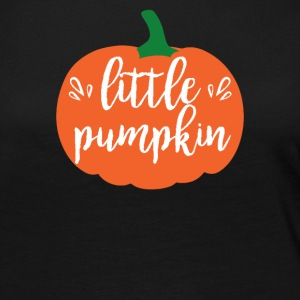 Halloween Little Pumpkin Funny - Women's Premium Long Sleeve T-Shirt