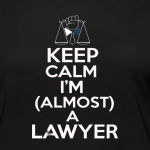 Almost A Lawyer - Women's Premium Long Sleeve T-Shirt