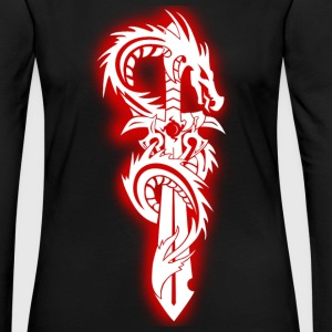 Dragon - Women's Premium Long Sleeve T-Shirt