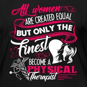 Physical Therapist Tee Shirt - Women's Premium Long Sleeve T-Shirt