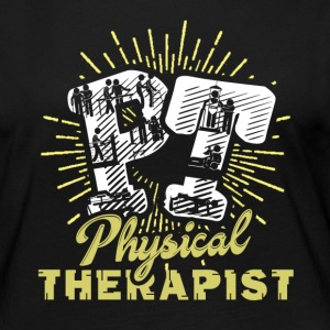 PT Physical Therapist Shirt - Women's Premium Long Sleeve T-Shirt