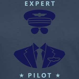 Expert pilot - Women's Premium Long Sleeve T-Shirt