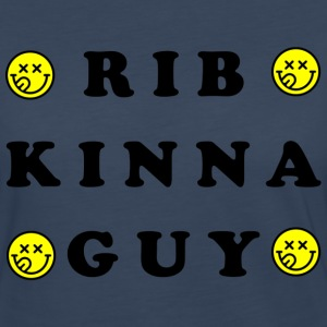 Rib Kinna Guy - Women's Premium Long Sleeve T-Shirt