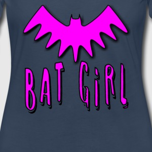 Bat Girl - Women's Premium Long Sleeve T-Shirt
