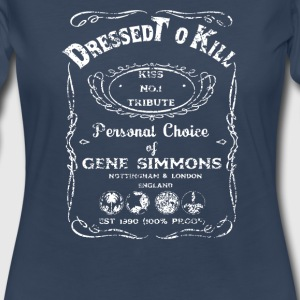dressed to kill - Women's Premium Long Sleeve T-Shirt