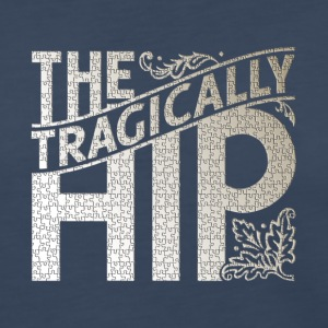 The Tragically Hip Puzzle Mode - Women's Premium Long Sleeve T-Shirt