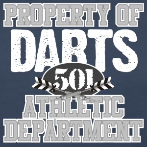 Darts Athletic Department - Women's Premium Long Sleeve T-Shirt