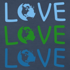 LOVE Earth Day And Save Your Planet - Women's Premium Long Sleeve T-Shirt